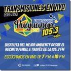 """Transmisiones EN VIVO """"Expo Feria Huajuapan 2019"""""""